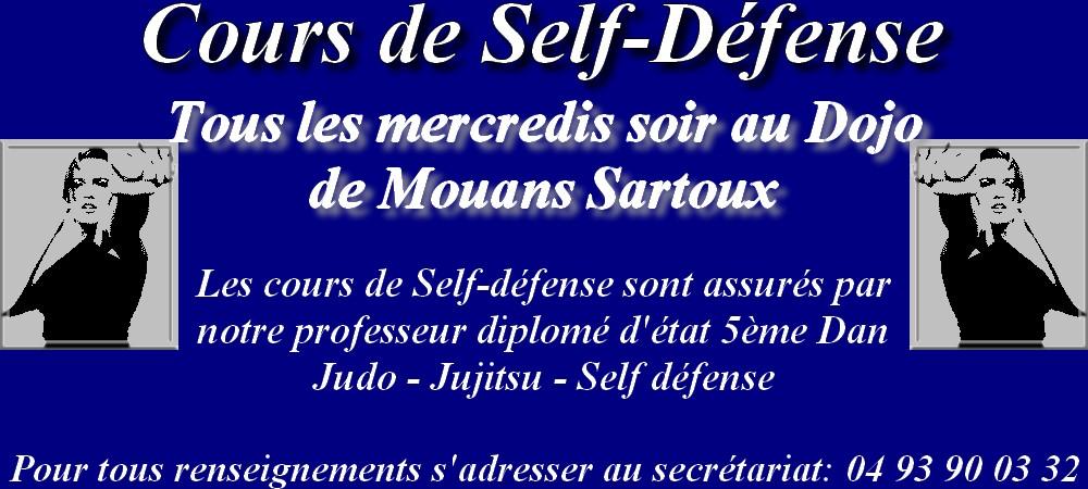 slidder-self-défense