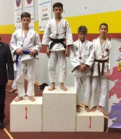 Championnat départemental cadets – Carros – Samedi 13 janvier 2018