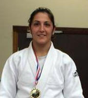 Elodie MONTEROSSO a réussi son BPJEPS