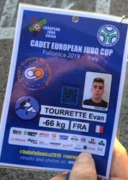 European Cup Cadet – Follonica – Italie