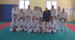 Entrainement avec le Judo Club Castellanais le 12 mai 2019