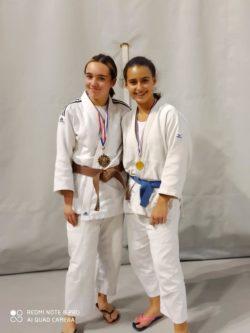 Championnats départementaux cadet(te)s & minimes 16/11/2019