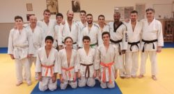 Jujitsu/Taekwondo le 09/12/2019