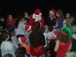 Fête de Noël le 18/12/2019