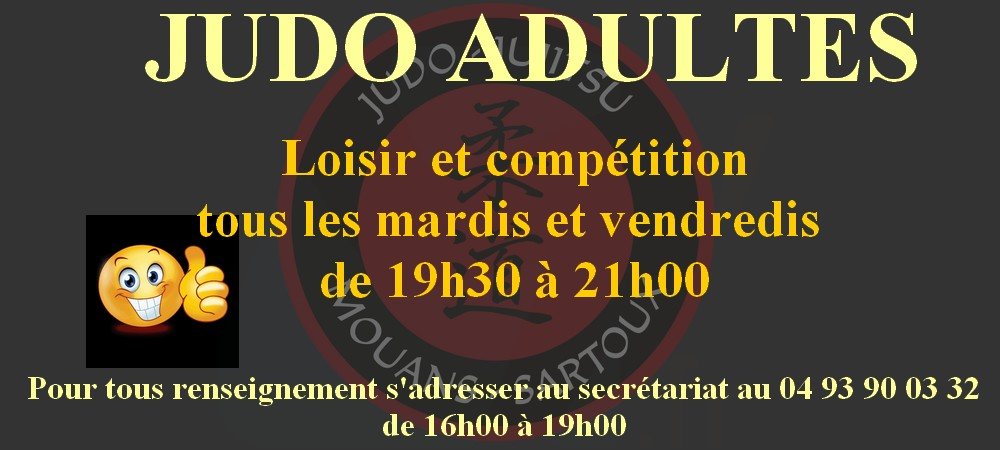 Judo-adultes